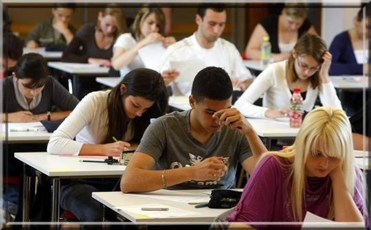 Chapitre 50 : Les Examens