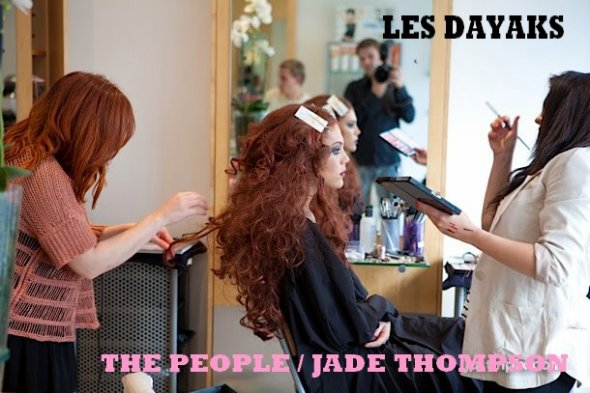 THE PEOPLE / JADE THOMPSON
