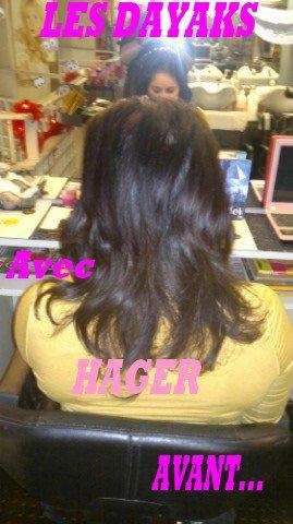 HAGER RELOOKING / DU NOIR AU CLAIR...