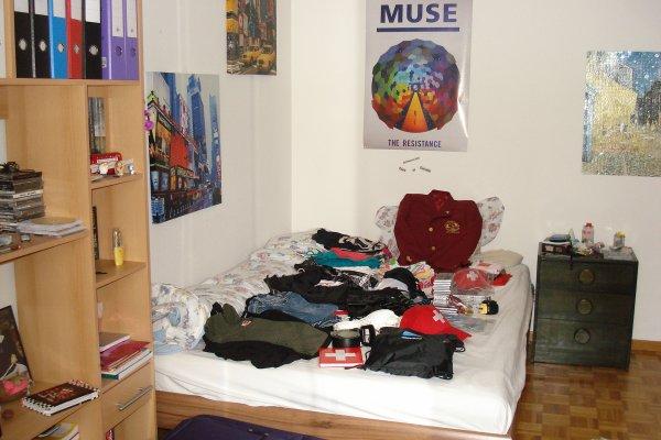~J-6~/ Ma chambre est un chantier