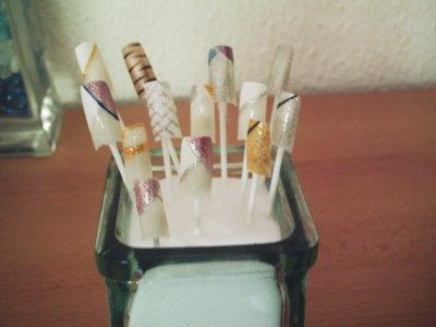 nail art divers