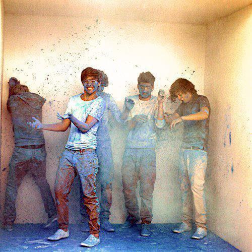 Répertoire de fiction Yaoi sur les One Direction <3