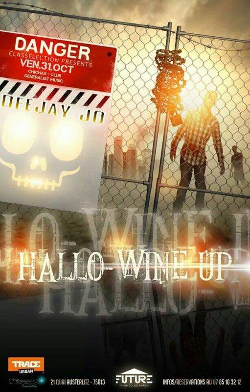 ♛ Soirée Spéciale Hallo-Wine UP 2 ♛