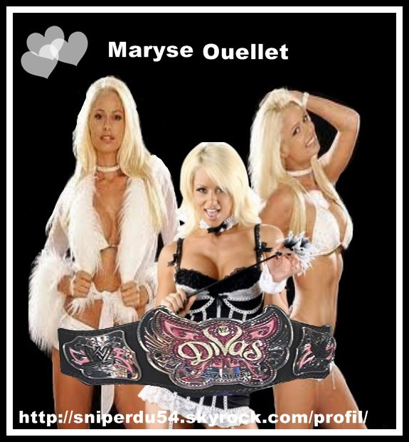 maryse diva WWE