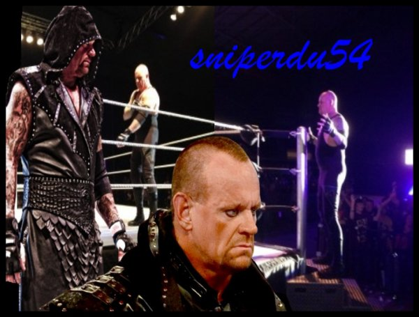 le retour de The Undertaker