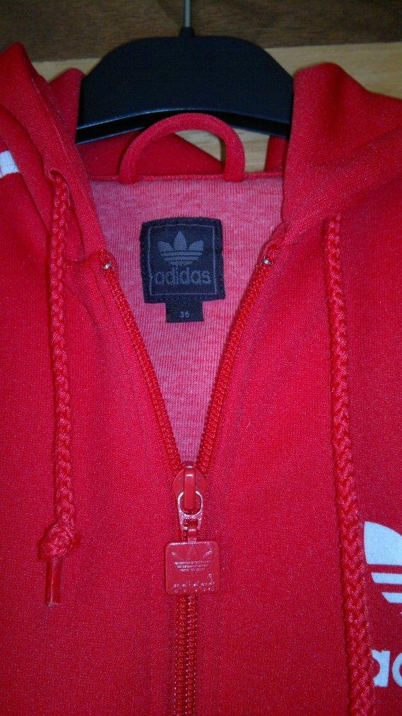 veste adidas vintage à capuche 36 : 40 ¤