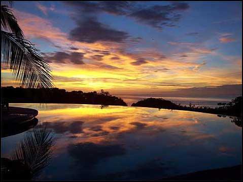 Ca y est je repars un mois en novembre à l'autre bout du monde, destination paradisiaque, avec mon sac à dos et ma lucette.