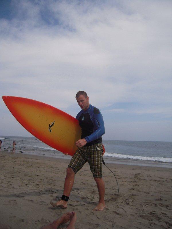 Rusty 8.0 en tuff lite une super board, toujours sur les bons coups