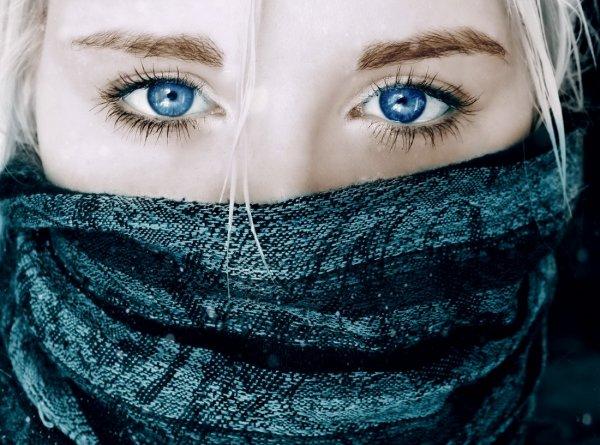 Les yeux sont le reflet de l'âme.