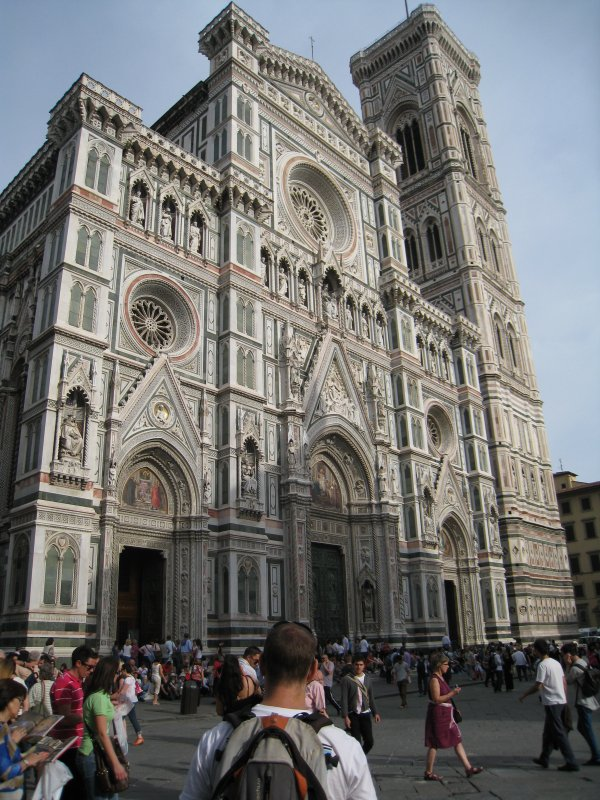 From Florence with love (Italie)