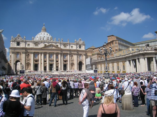 From the vatican with love (vatican)
