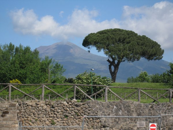 From Pompei with love (Italie)