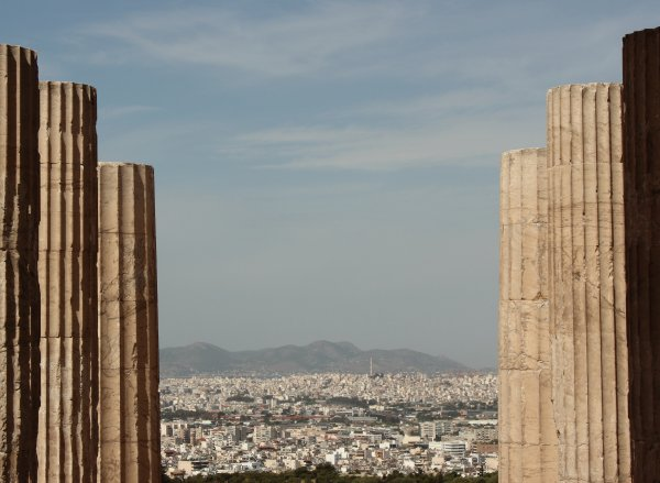 From Athenes with love (Grèce)