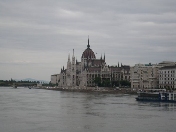From Budapest with love (Hongrie)