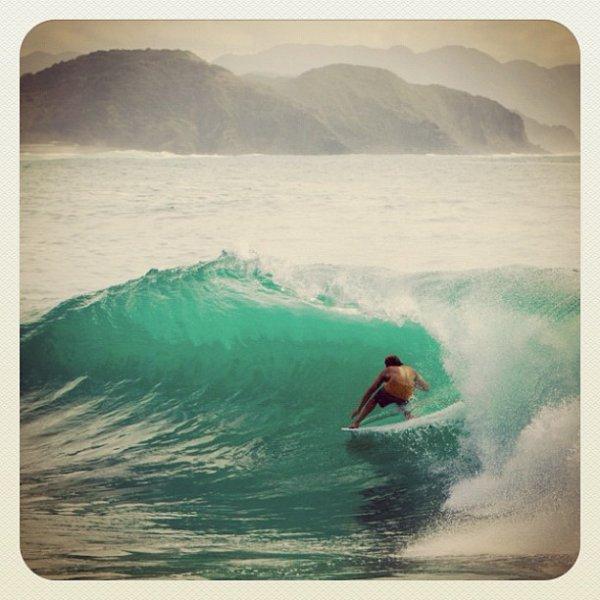 Ca y est la saison de surf redémarre, ohh yeah !