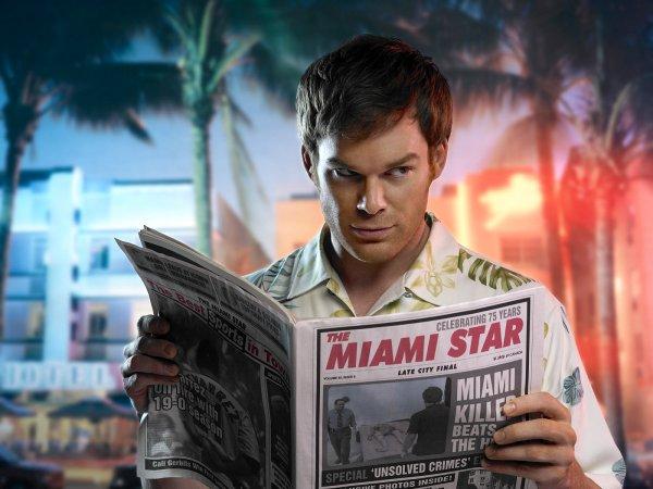 Bientôt MIAMIIIIIIII j'ai hâte de traquer Dexter Morgan