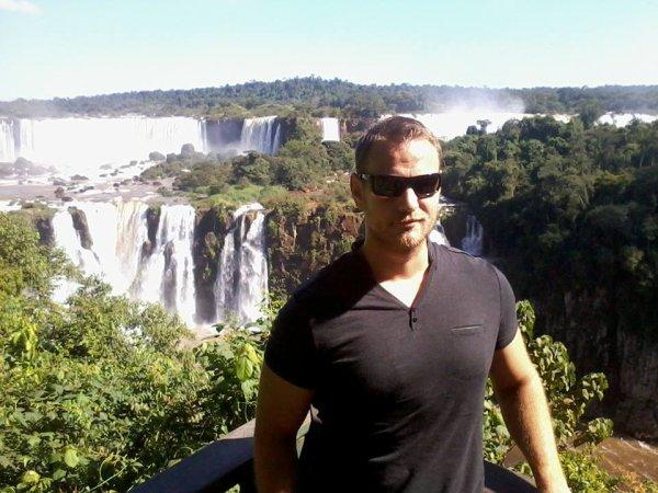 Chutes d'Iguazu en Argentine