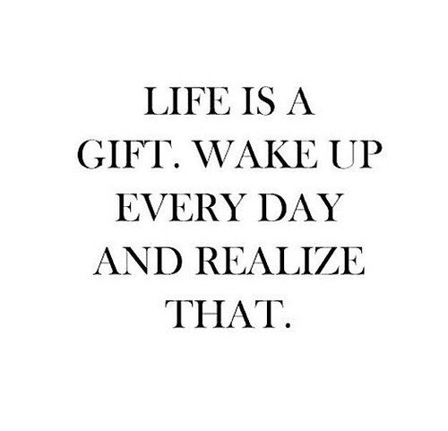 Ma philosophie de vie