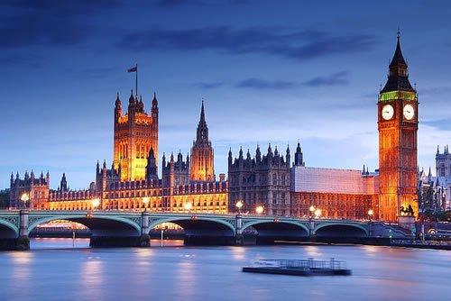 Direction Londres en vacances pour décompresser