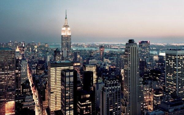 New-York, j'aime cette ville, son atmosphère, son âme. Je pense que je m'y plairais bien.
