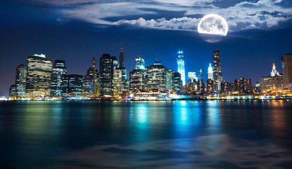 Prochain voyage New-York, Vol acheté !!