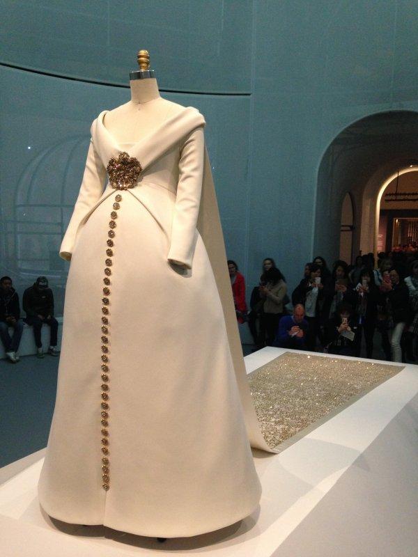 Robe chanel nyc, la haute couture sans couture