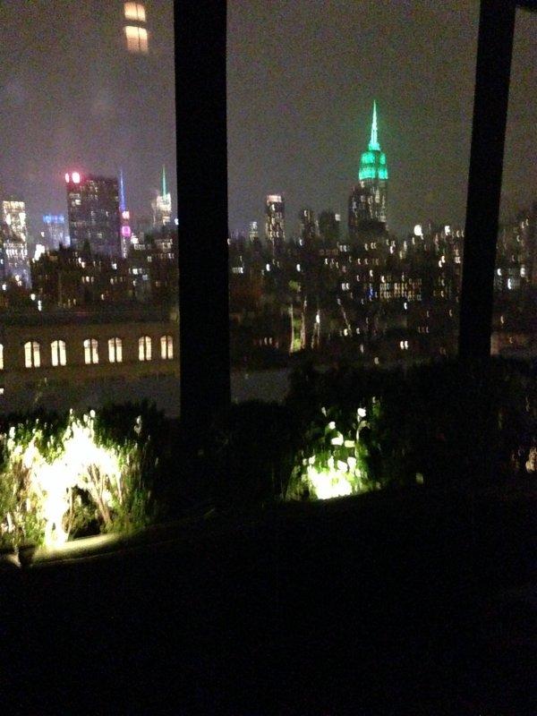 En voyage à new-york