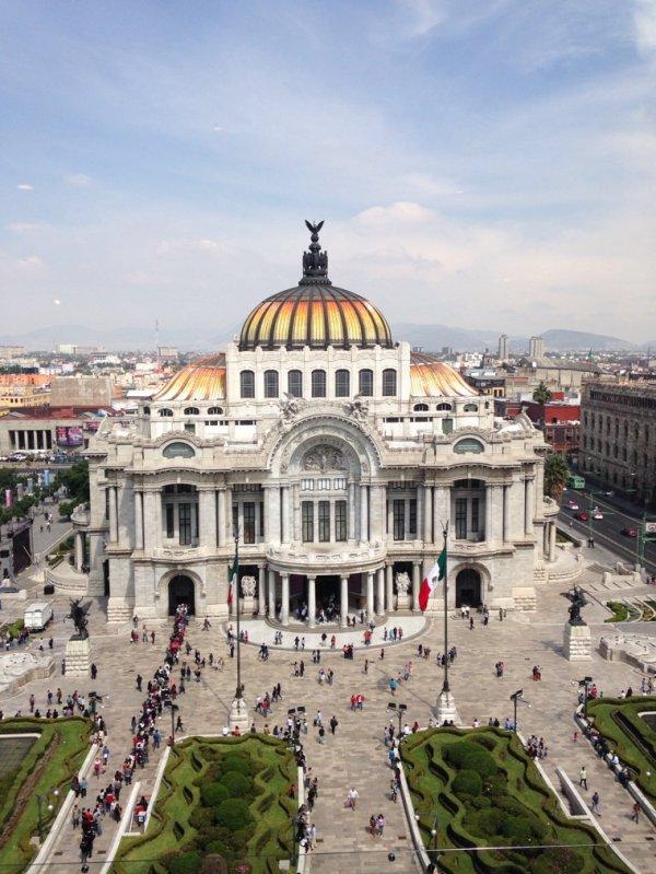 3 semaines pour un roadtrip de 2000km à travers le mexique