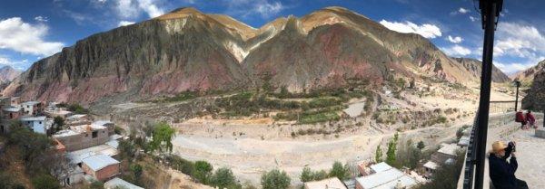 Paysages argentins