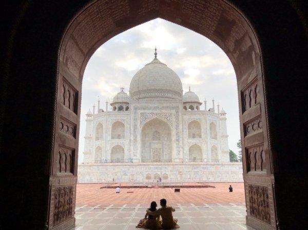 Moustache trip to india (sept 2018)