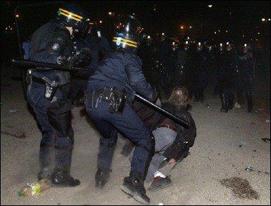 Quelque bavures polici res lyonais banlieu lyonnais - Centre commercial bron ...