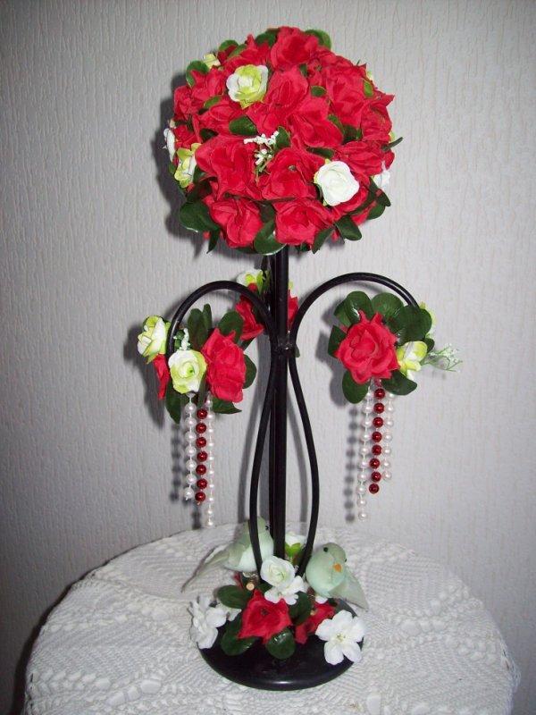 compo floral joli cadeaux a offrir