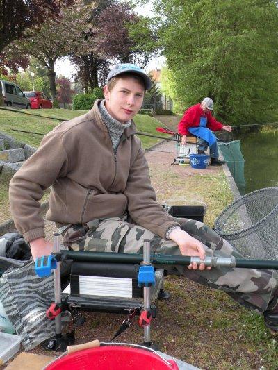 concours de pêche du 8 mai 2010