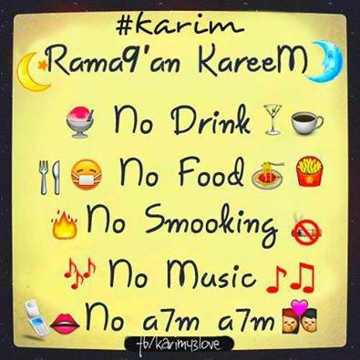☆▐▬▌℮ℓℓoω Ràmadan Kareem <3