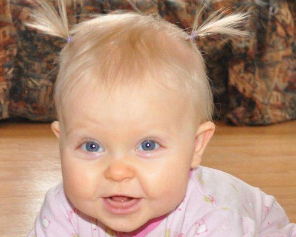 Rien n'est plus beau et plus pur que le sourire d'un enfant !