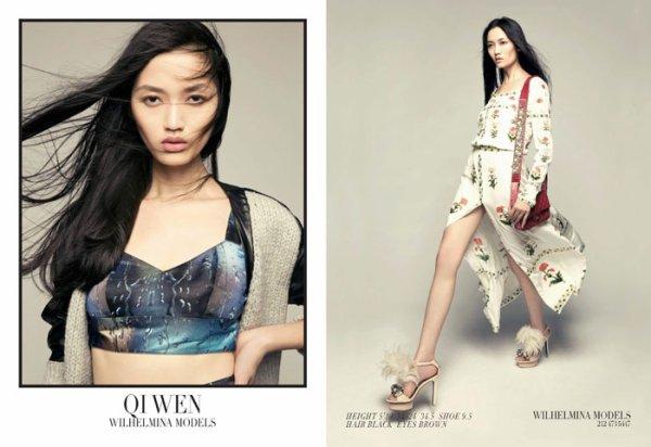 Qi wen