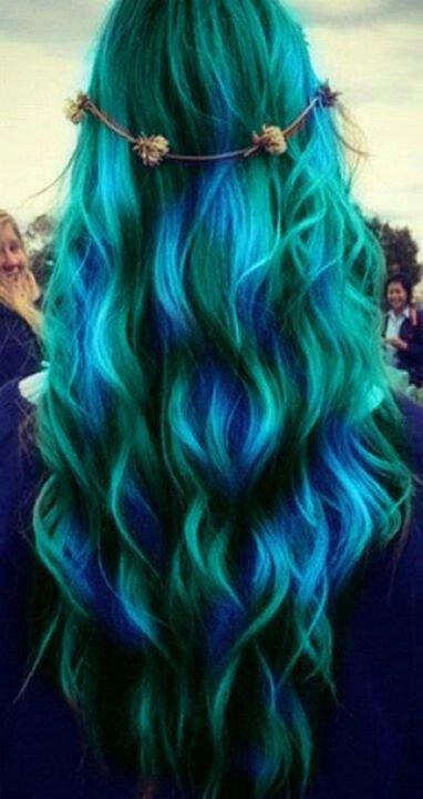 *** Mermaid Hair! In Love! <3 ***