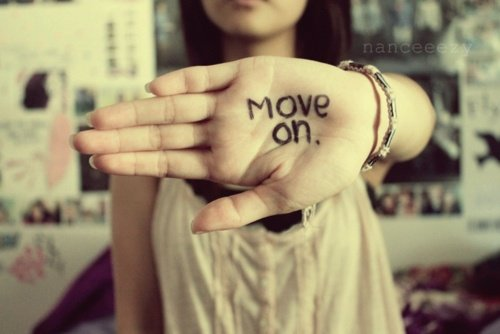 - Move On -