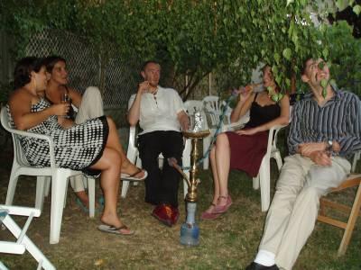 FETE DE DEPART 04/09/05