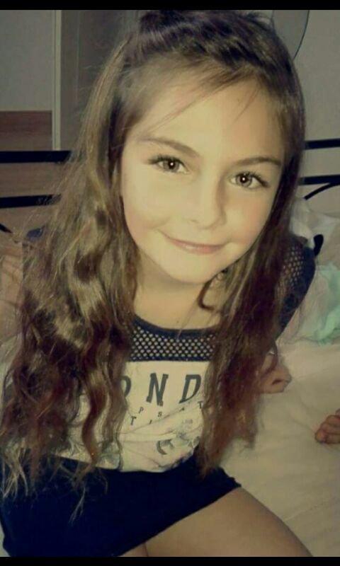 Ma princesse Giuliana qui a eu 8 ans le 30 Mai 2015