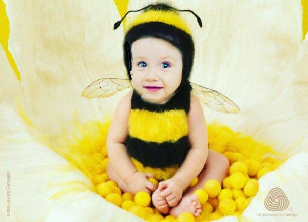 Mon petit ange Elena 15 mois