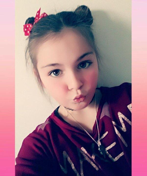 Ma princesse Giuliana 9 ans1/2 Ti Amo <3 <3 <3