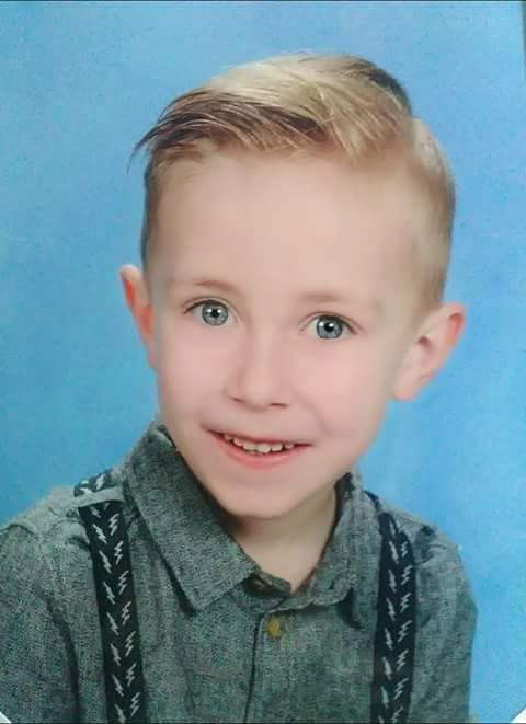 Photo de classe de mon petit fils Leandro 💖💖💖💖💖 Je t'aime mon Ange