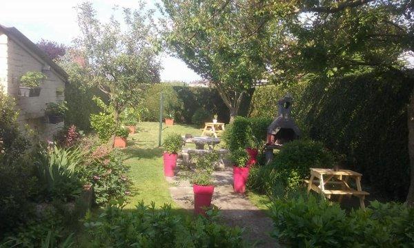 Mon jardin 21 Mai 2018
