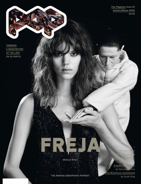 Freja pour Chanel bis - POP Couverture