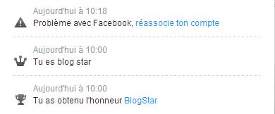 Blog Star :D
