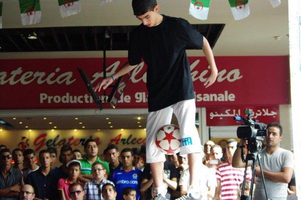Une superbe journée au centre commercial Beb-ezzouar a Alger