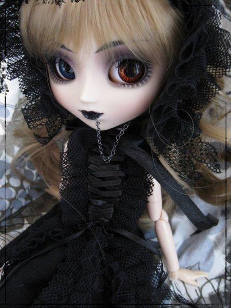 Pullip Noir & sa version limitée
