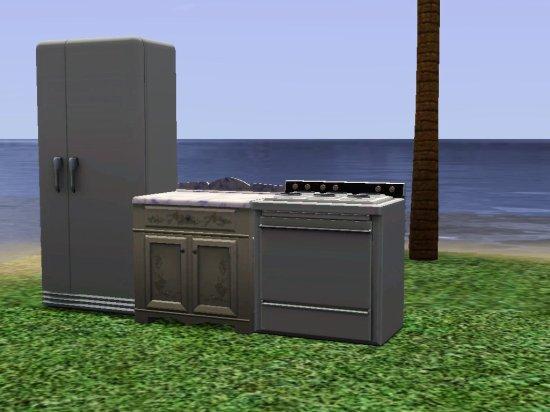 M1 - Cuisine ouverte sur l'océan