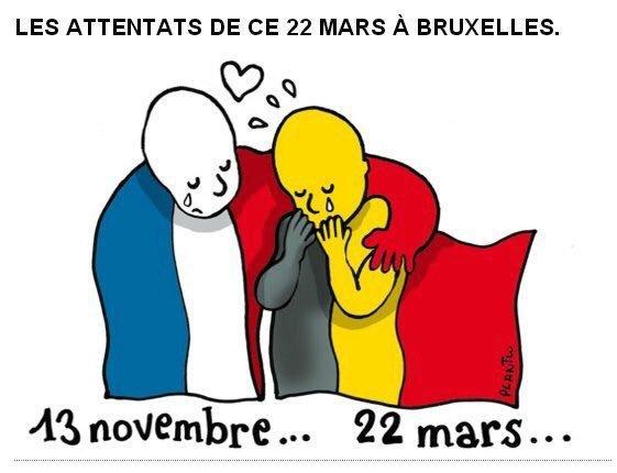 Aujourd'hui je suis belge